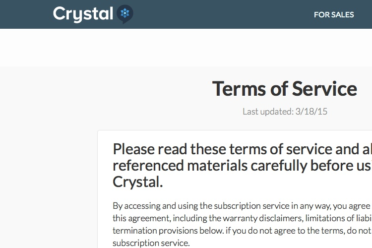 Terms of use template and generator for 2018 terms of use of crystal platinumwayz